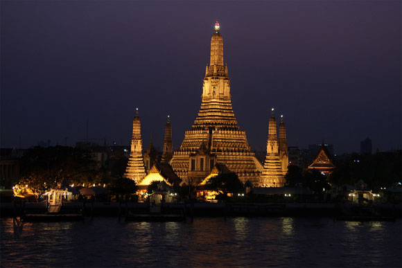 Temple of the Dawn (Wat Arun), Bangkok