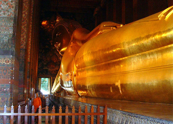 Temple of the Reclining Buddha (Wat Pho), Bangkok