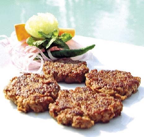 Mutton Galawti Kebab