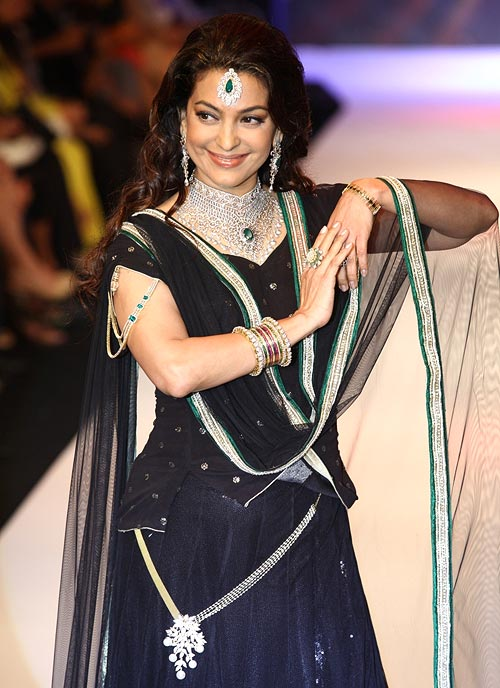 Juhi Chawla for Kays Jewels