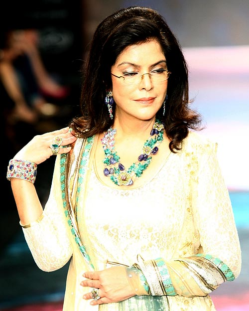 Zeenat Aman for YS18