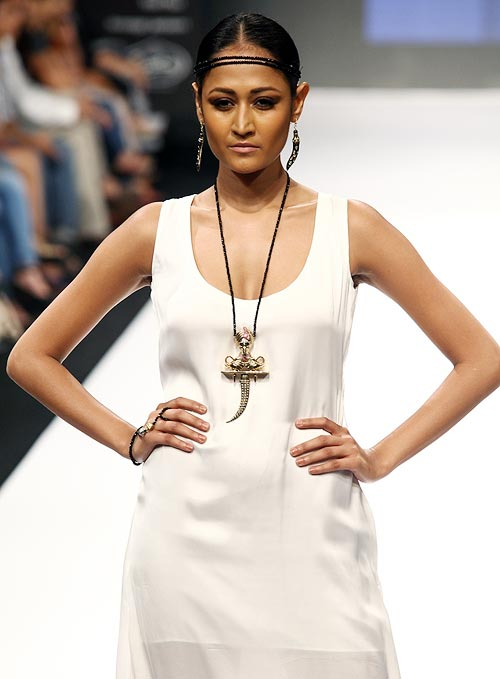 Surelee Joseph for Zeenat Desai