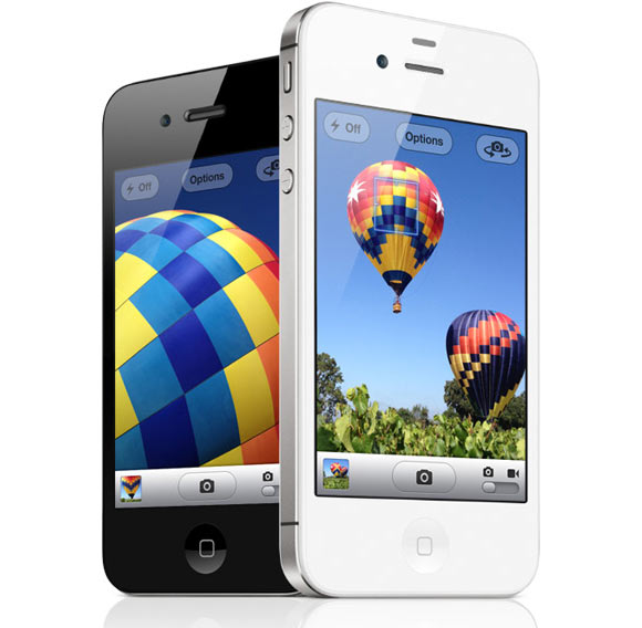 All photographs of iPhone 4S. These pictures are used only for representational purpose