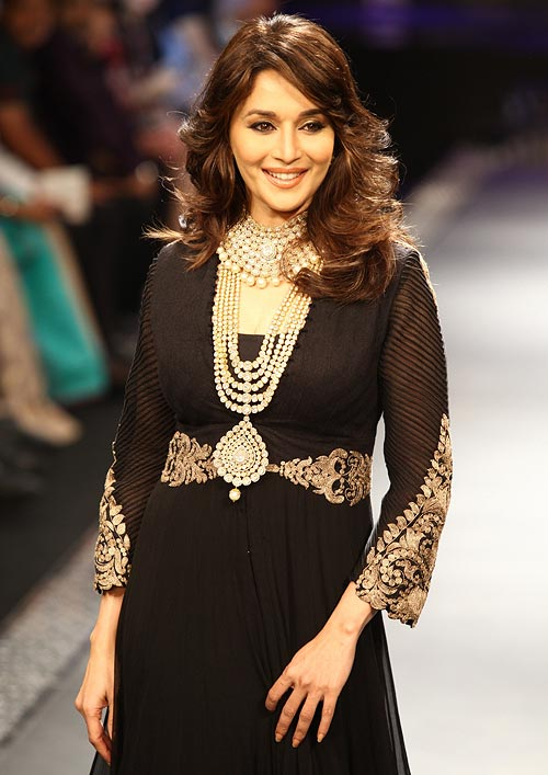 Madhuri Dixit for PC Jewellers
