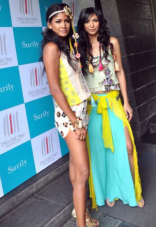 Carol Gracias and Shamita Singha