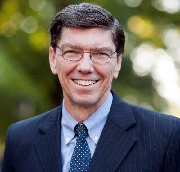 Prof Clayton Christensen