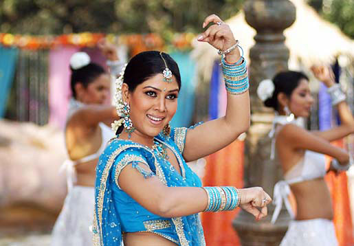 Sakshi Tanwar as Parvati in Kahaani Ghar Ghar Kii