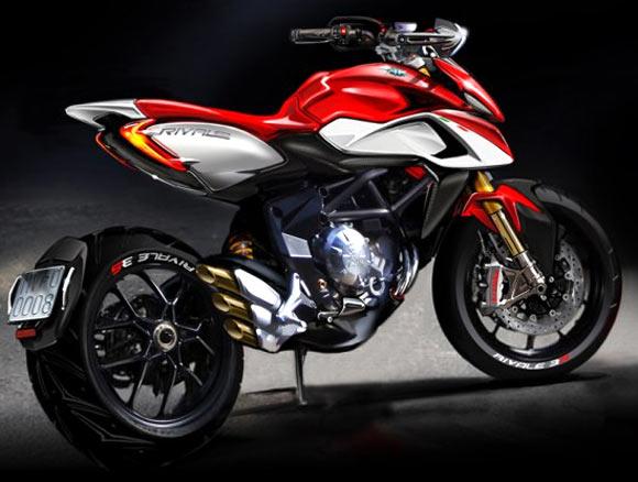 MV Agusta Rivale Concept