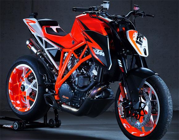 2013 KTM Duke 1290