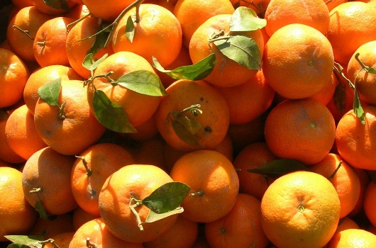 The single best anti-ageing nutrient is vitamin A, which you'll find in oranges