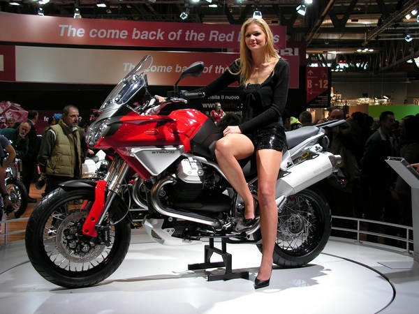 Piaggio plans to take on Harley AND Enfield!