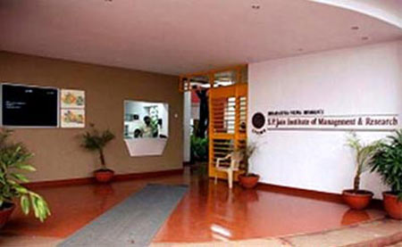 SP Jain Institute of Management and Research, Mumbai