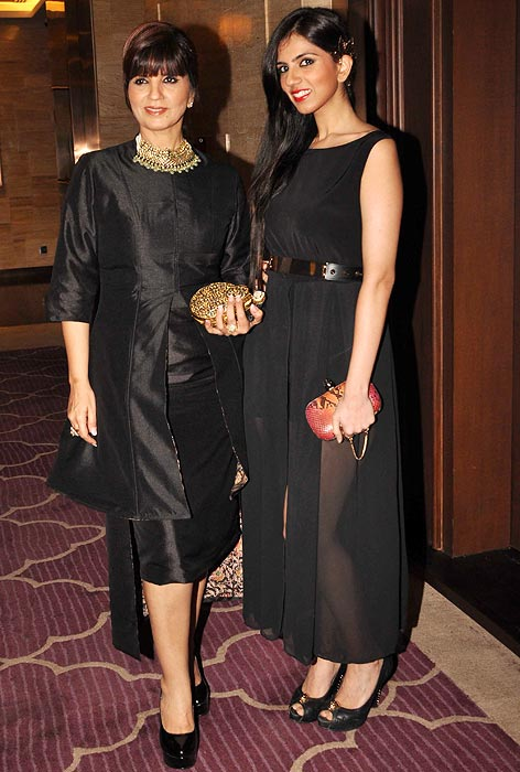 Neeta and Nishka Lulla