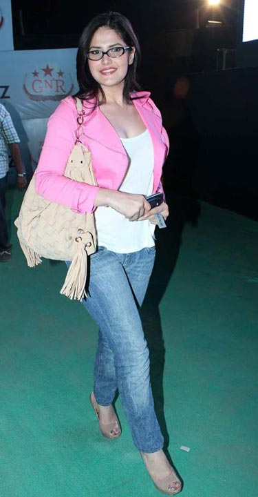 Zarine Khan