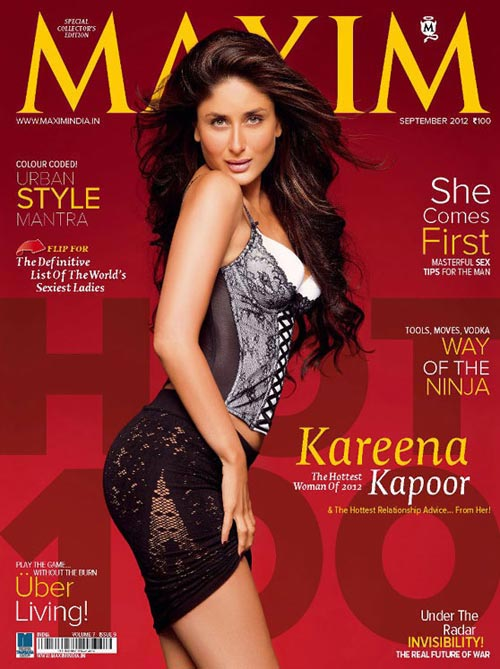 Kareena Kapoor has always maintained that she lost weight eating