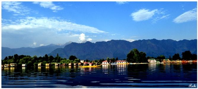Nagin Lake, Srinagar