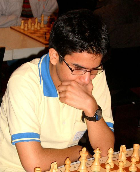 Parimarjan Negi, India's youngest ever Grandmaster