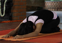 Shishu Asana(Child Pose)