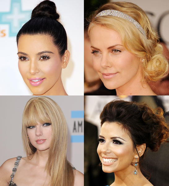 IMAGES: Hot celebrity hairstyles this festive season!