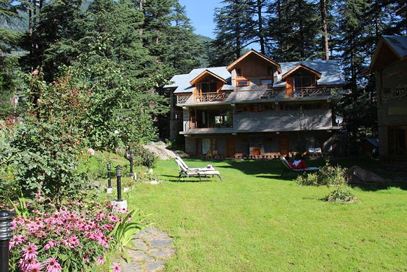 Casa Bella Vista in Manali
