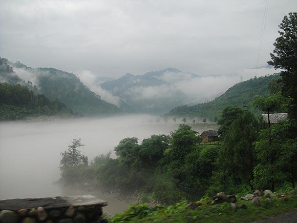 Manali to Leh drive