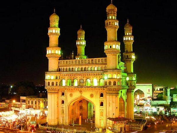 The Charminar, Hyderbad