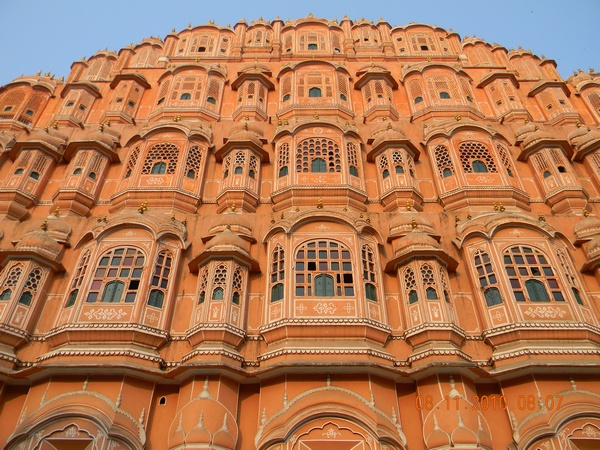 Sabnis managed to reach Jaipur faster than the Mumbai-Jaipur Superfast Express. Seen here is the iconic Hawa Mahal. (Picture used here for representational purposes only)