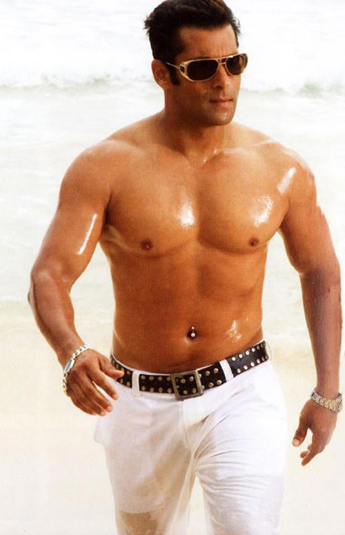 Salman Khan likes to jog as a form of cardio