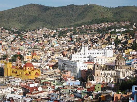 1. Guanajuato, Mexico