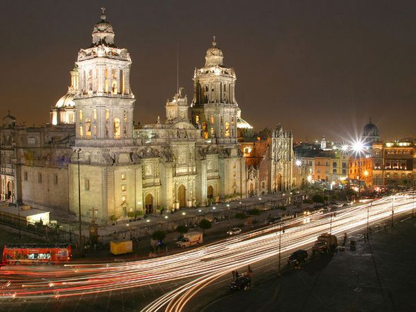 Mexico City, Mexico