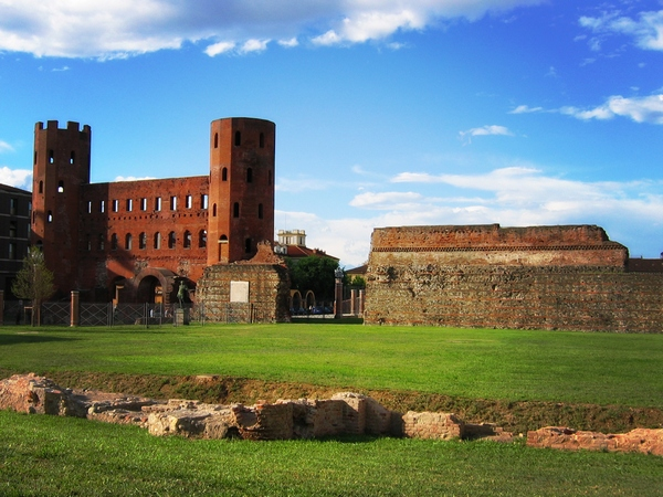 Palatine Towers, Turin