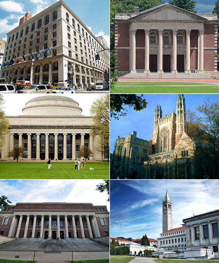 America's best colleges of 2012