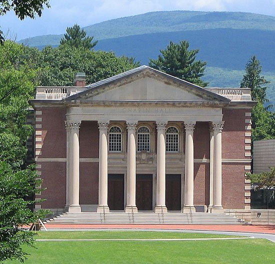 Chapin Hall, Williams College