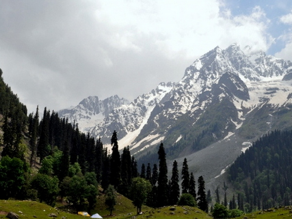 Sonmarg, Kashmir