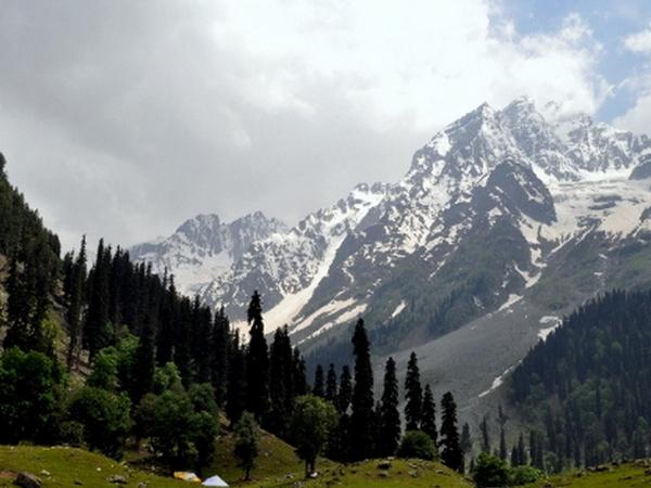 Sonmarg, Kashmir