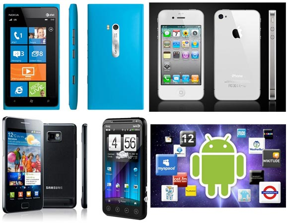 iOS, Symbian, Android, BB: OS that work for YOU!