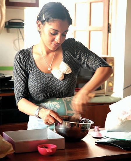 Shaheen Peerbhai aka The Purple Foodie
