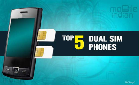 Photos: Top 5 dual SIM phones