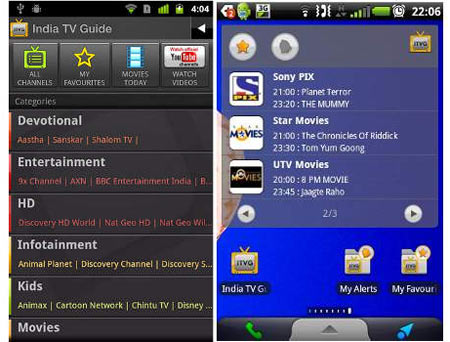 Top 5 FREE entertainment apps for Android