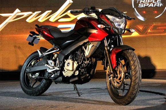 Pulsar 200 Naked Sport