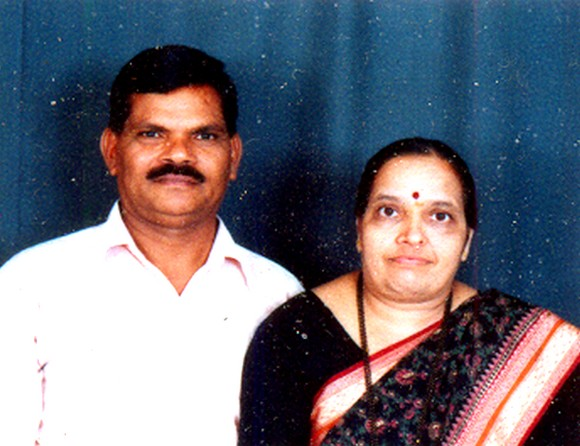 V-Day: My parents' love story