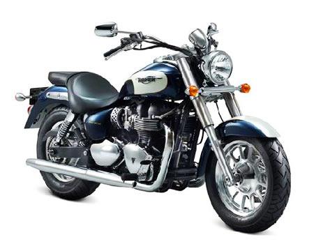 Triumph America 850