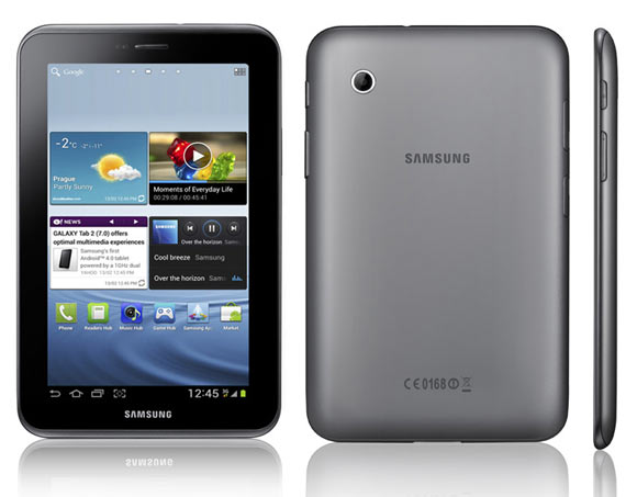 Samsung launches Galaxy Tab 7.7 in India, Tab 2 globally