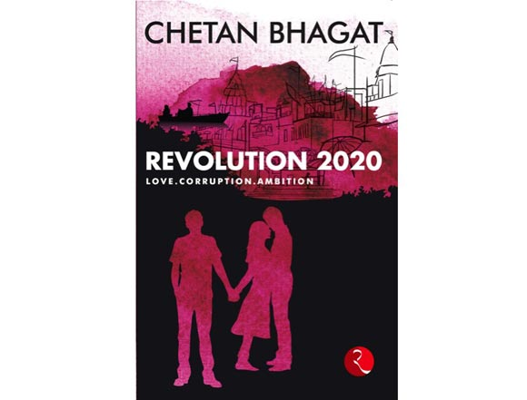 Revolution 2020, Bhagat's latest book