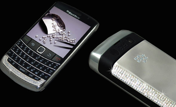 Diamond Blackberry 9700 Bold II Elite