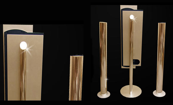 Bang & Olufsen Beosound 24 carat gold & diamond edition