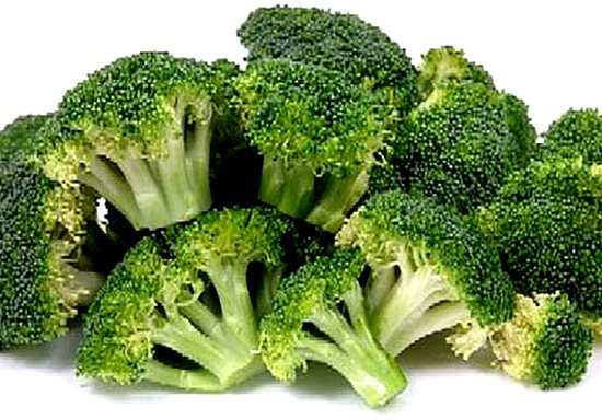 Pack your plate with less starchy vegetables such as broccoli among others