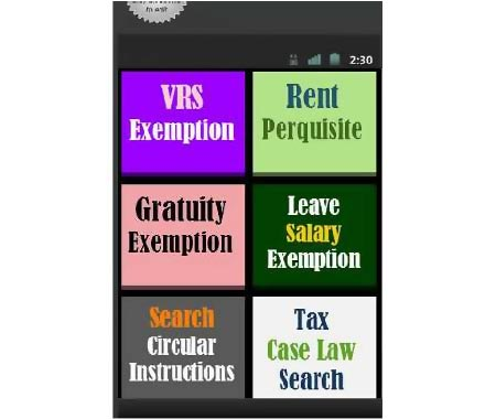 Top 5 apps to calculate your tax for FREE