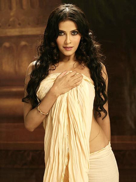 Nandana Sen in the yet-to-be-released Rang Rasiya