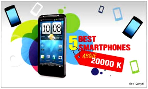 Top 5 BEST value-for-money smartphones above Rs 20,000